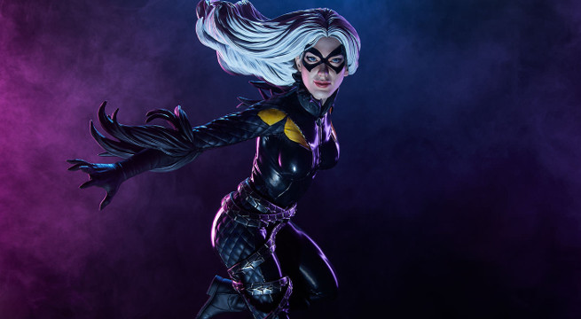 Sideshow Collectibles Black Cat 1