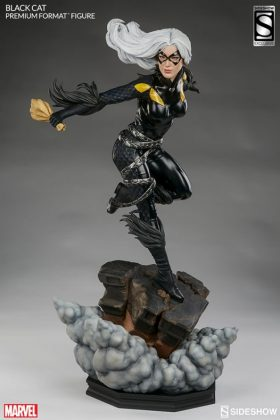 Sideshow Collectibles Black Cat 3