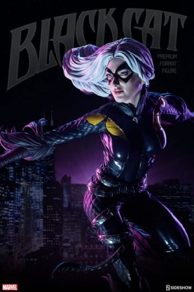 Sideshow Collectibles Black Cat 4
