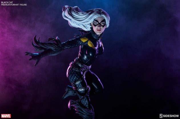 Sideshow Collectibles Black Cat 5