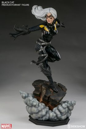 Sideshow Collectibles Black Cat 6