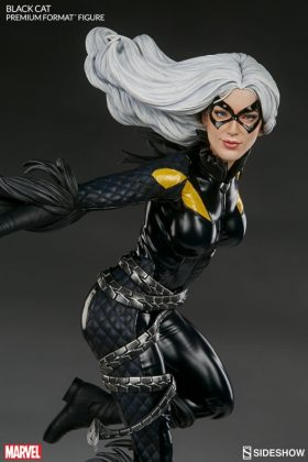 Sideshow Collectibles Black Cat 7