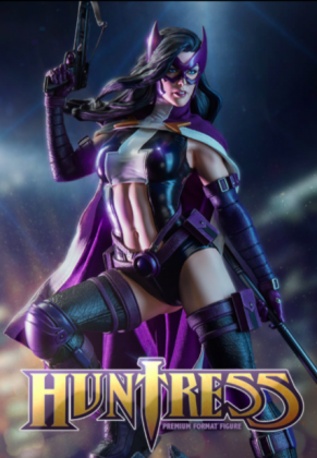 Sideshow Collectibles Huntress 2