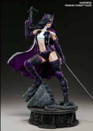 Sideshow Collectibles Huntress 4