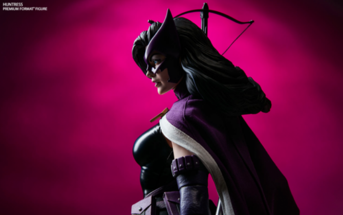 Sideshow Collectibles Huntress 5
