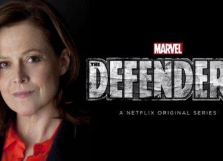 Sigourney Weaver - The Defenders