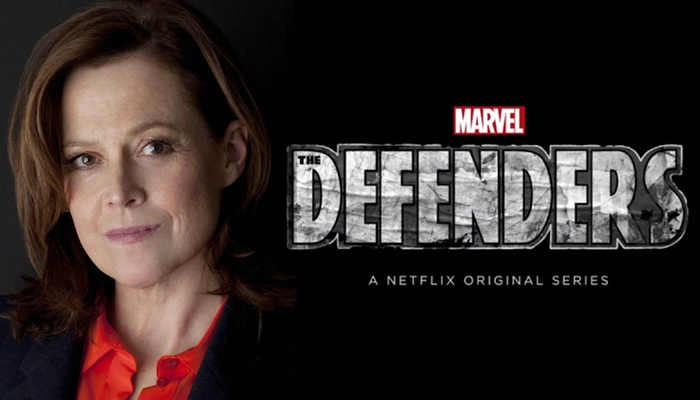 Sigourney Weaver - The Defenders