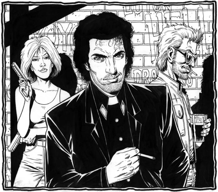 Steve Dillon - Preacher 04