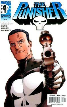 Steve Dillon - Punisher 01
