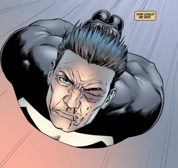 Steve Dillon - Punisher 02