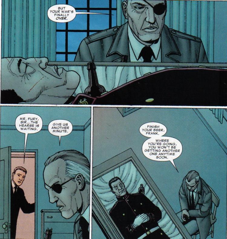 Steve Dillon - Punisher 04