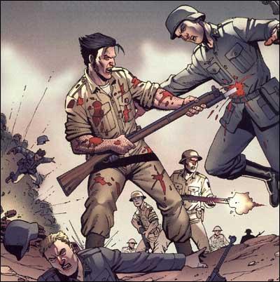 Steve Dillon - Wolverine 02