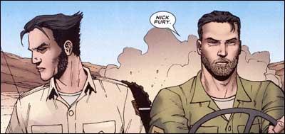 Steve Dillon - Wolverine 03
