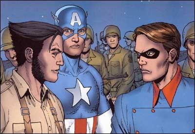 Steve Dillon - Wolverine 04