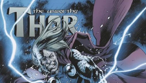 The Unworthy Thor 1 Hitch Variant 1 e1475660065692
