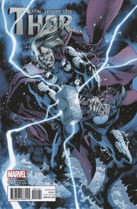 The Unworthy Thor 1 Hitch Variant