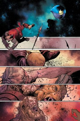 The Unworthy Thor 1 Preview 1