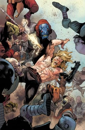 The Unworthy Thor 1 Preview 2