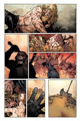 The Unworthy Thor 1 Preview 4