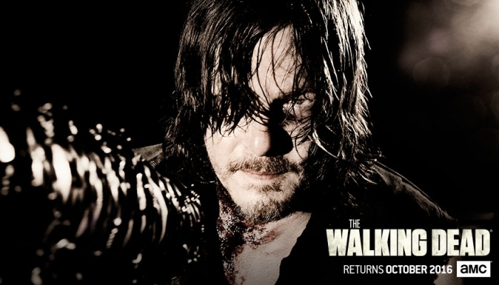 The Walking Dead - Daryl - Lucille