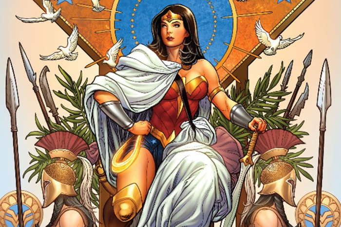 Wonder Woman cómic