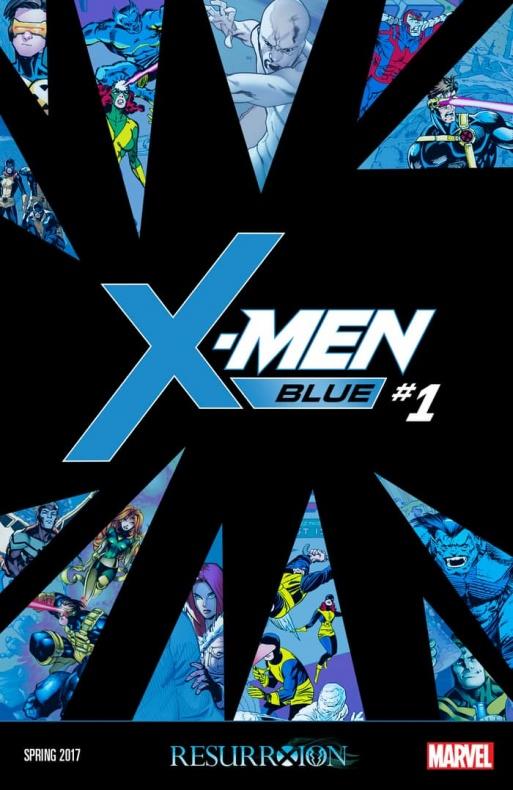 X Men Blue