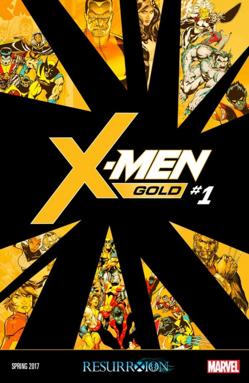 X Men Gold