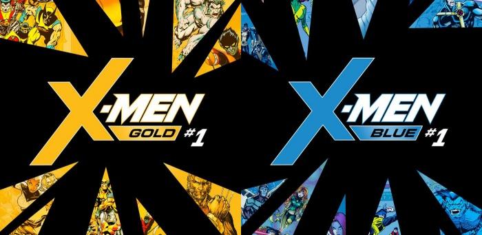 X Men GoldBlue