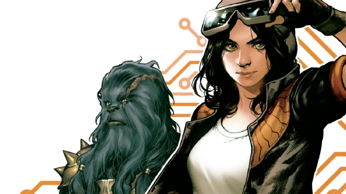doctor aphra 1 portada star wars comic