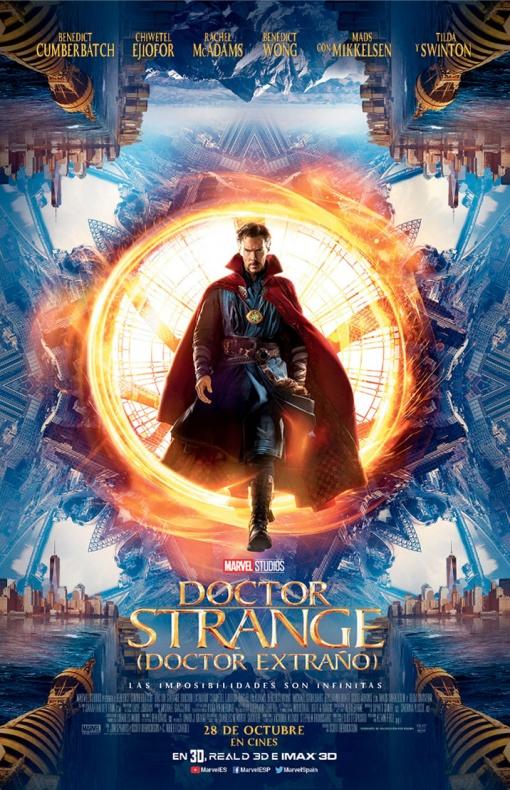 doctor strange poster final