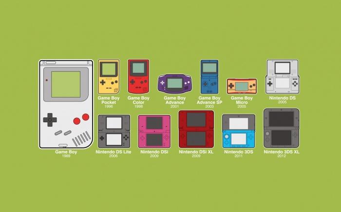 Nintendo portátil