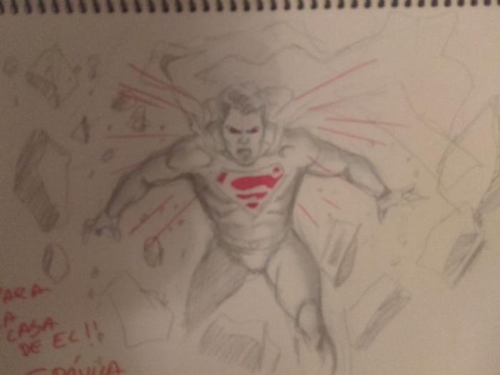 VGCómic 2016 - Superman de Sergio Dávila