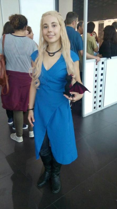 VGCómic 2016 - cosplay 06