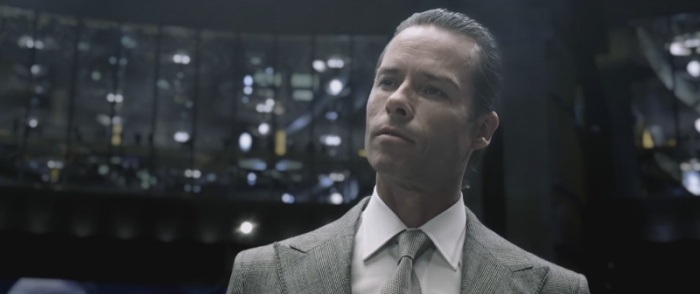 Guy Pearce en Alien: Covenant