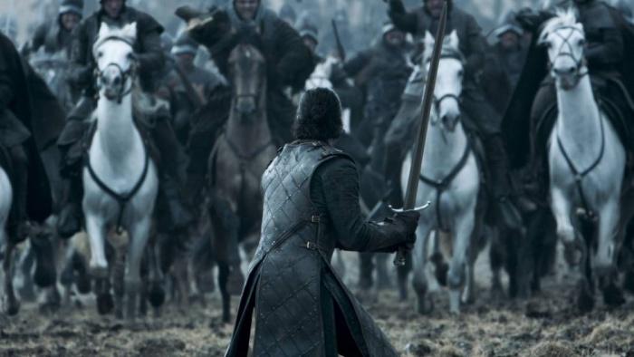 Batalla Juego de Tronos