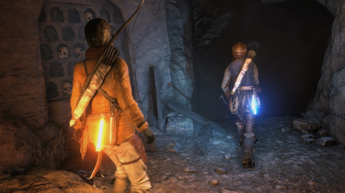 Rise of the Tomb Raider explorar