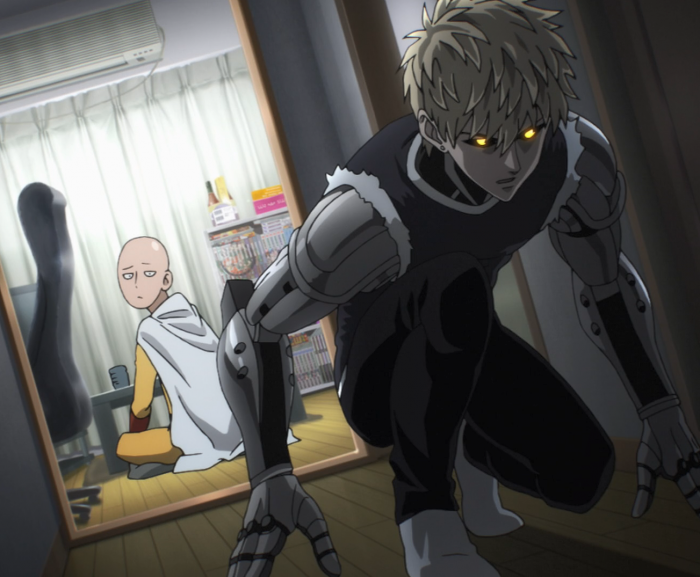 one punch man 1 2
