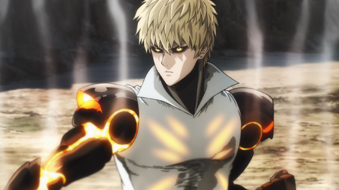 one punch man 1 4
