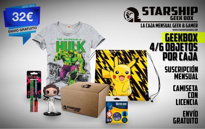 StarShip Geek Box