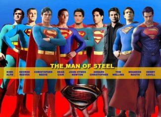 Actores Superman