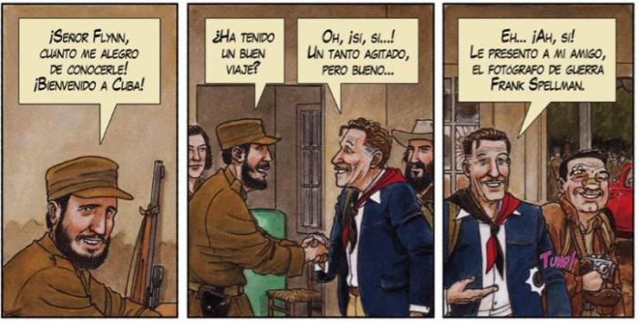 ARDE CUBA FIDEL CASTRO