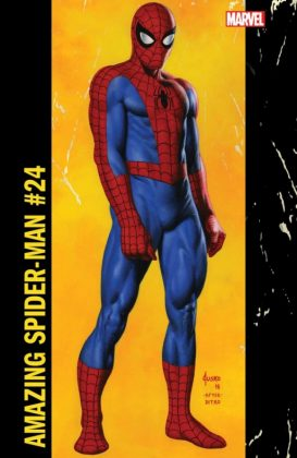 Amazing Spider Man 24 Corner Box Variant