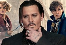 Animales fantásticos 2 - Johnny Depp