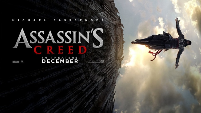 Assassins Creed Movie wallpaper HD film 2016 poster image