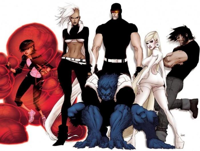 Astonishing X Men 2