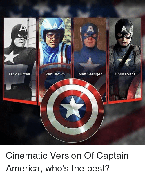 Capitanes América