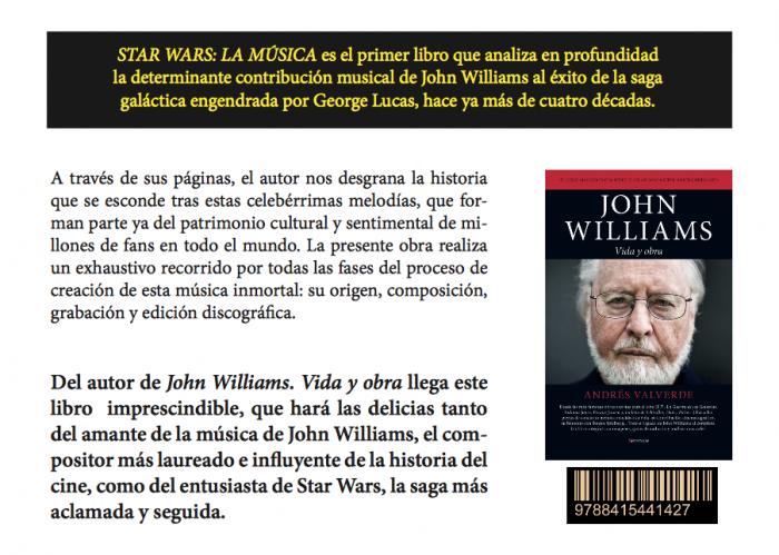 'Star Wars: La música'