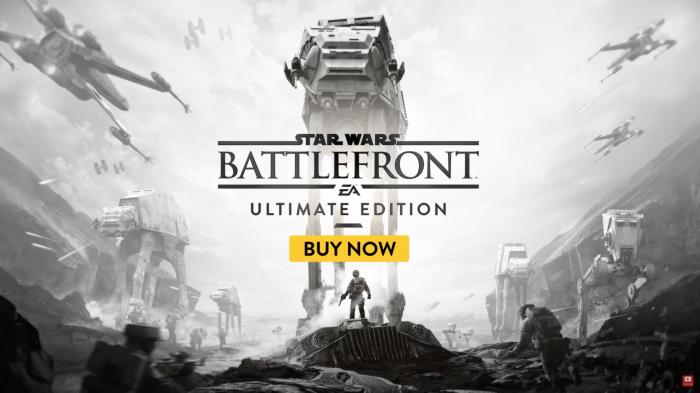 Star Wars Battlefront: Ultimate Edition