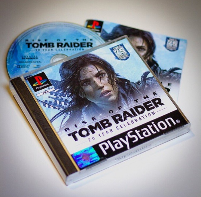 Rise of the Tomb Raider playstation