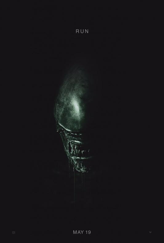 Cartel Alien: Covenant